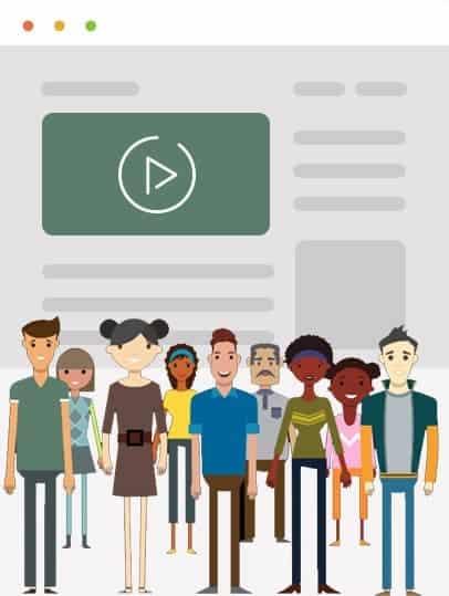 un dessin animé booste les demande de financement participatif